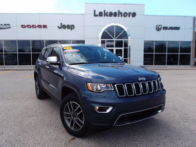 2019 Jeep Grand Cherokee LimitedImage 56