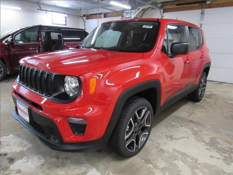 2021 JEEP RENEGADE JEEPSTER 4X4Image 3