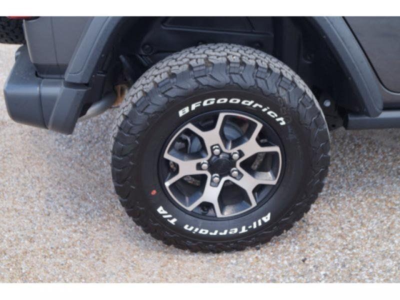 2021 Jeep Wrangler Unlimited RubiconImage 15