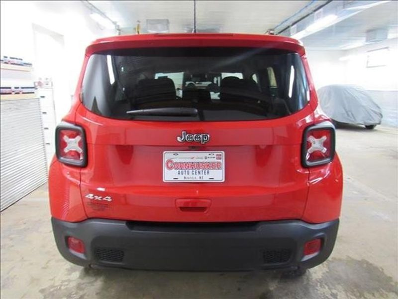 2021 JEEP RENEGADE JEEPSTER 4X4Image 5