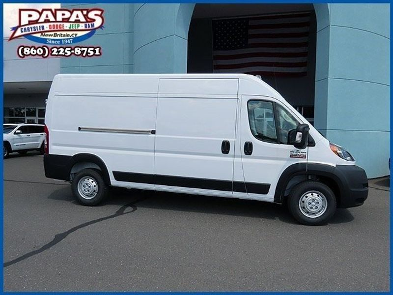 2021 Ram ProMaster High RoofImage 1