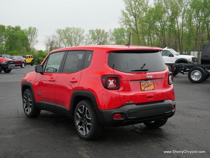 2021 JEEP RENEGADE JEEPSTER FWDImage 5