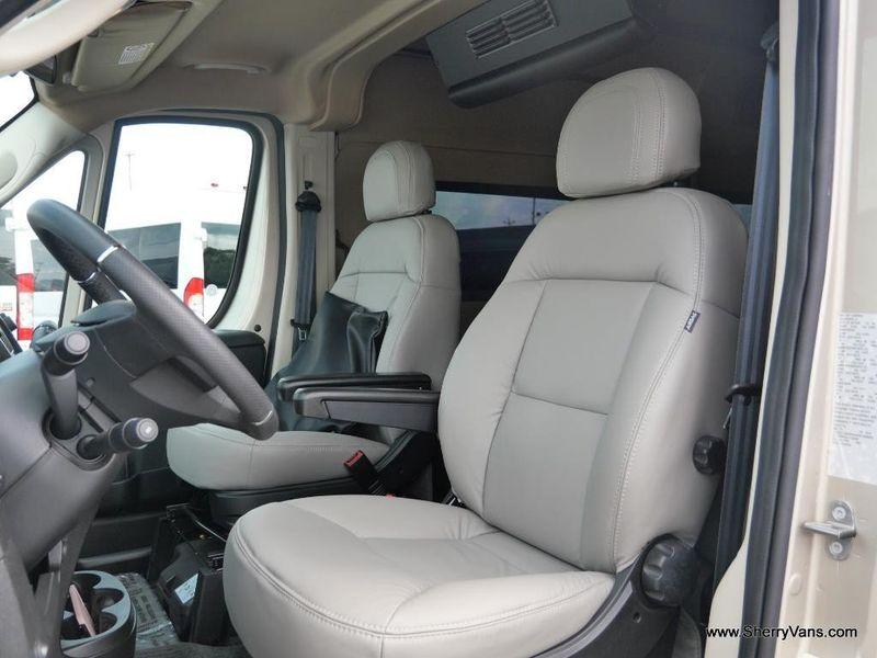 2020 RAM PROMASTER 2500 WINDOW VAN HIGH ROOF 159 WBImage 3