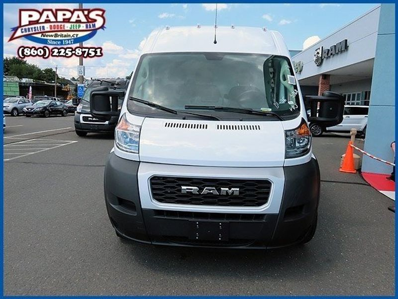 2021 Ram ProMaster High RoofImage 2