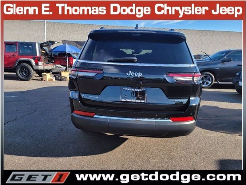 2021 JEEP GRAND CHEROKEE L LIMITED 4X4Image 5