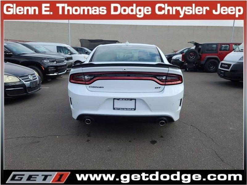 2021 DODGE CHARGER GT RWDImage 5