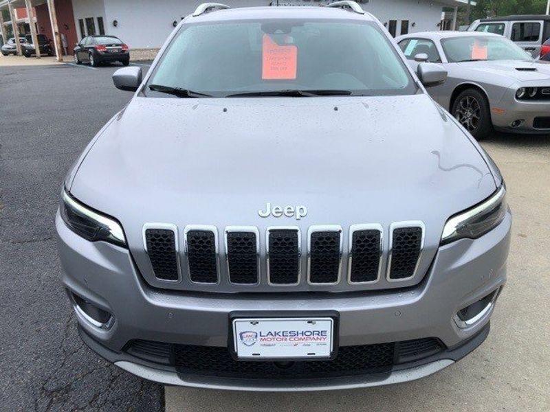 2019 Jeep Cherokee LimitedImage 2