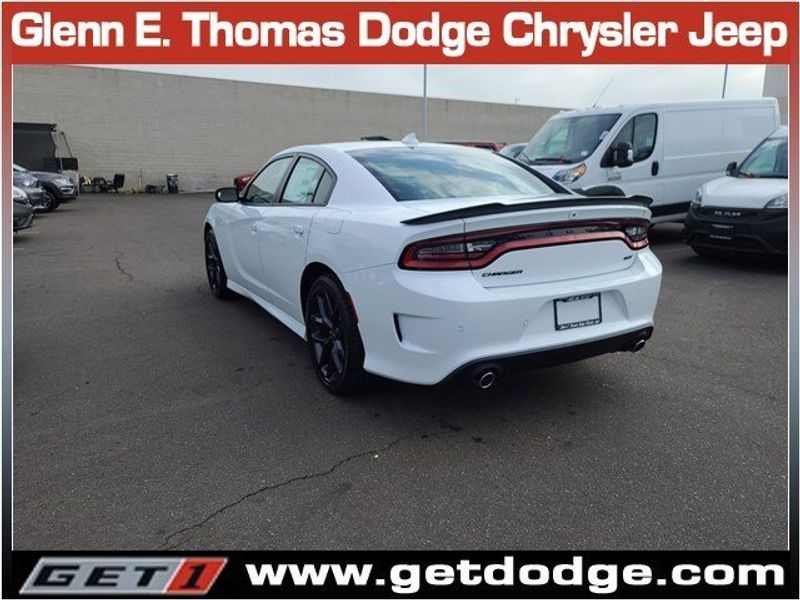2021 DODGE CHARGER GT RWDImage 6
