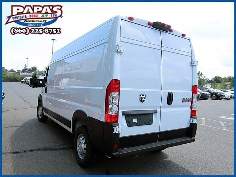 2021 Ram ProMaster High RoofImage 5