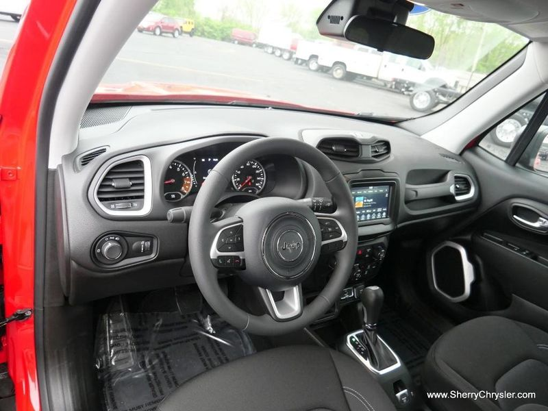 2021 JEEP RENEGADE JEEPSTER FWDImage 19
