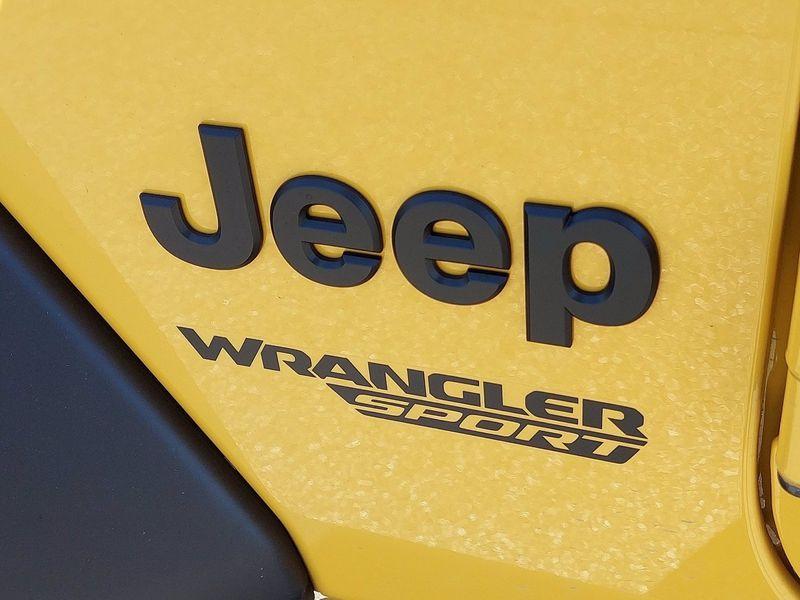 2021 JEEP WRANGLER SPORT S 4X4Image 9