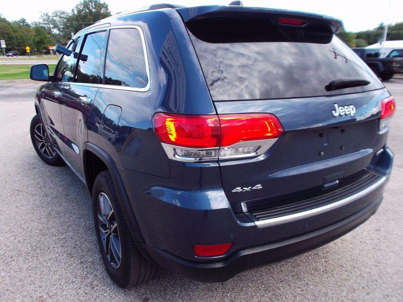 2019 Jeep Grand Cherokee LimitedImage 219