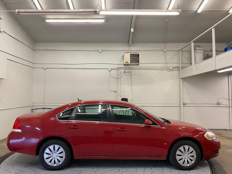 2008 Chevrolet Impala LSImage 4
