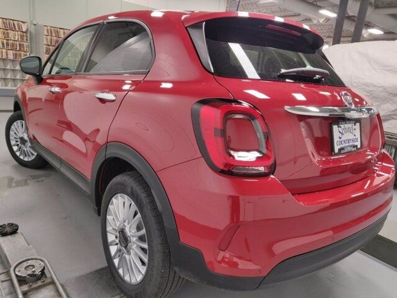 2021 FIAT 500X POP AWDImage 8