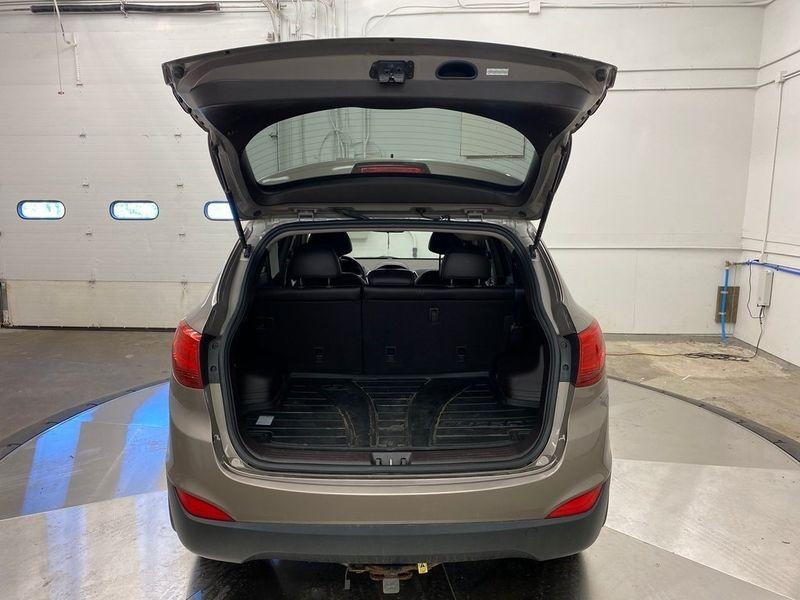 2012 Hyundai Tucson GLSImage 14