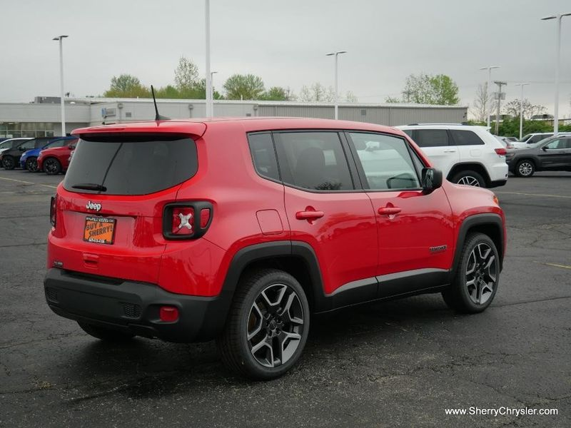 2021 JEEP RENEGADE JEEPSTER FWDImage 9