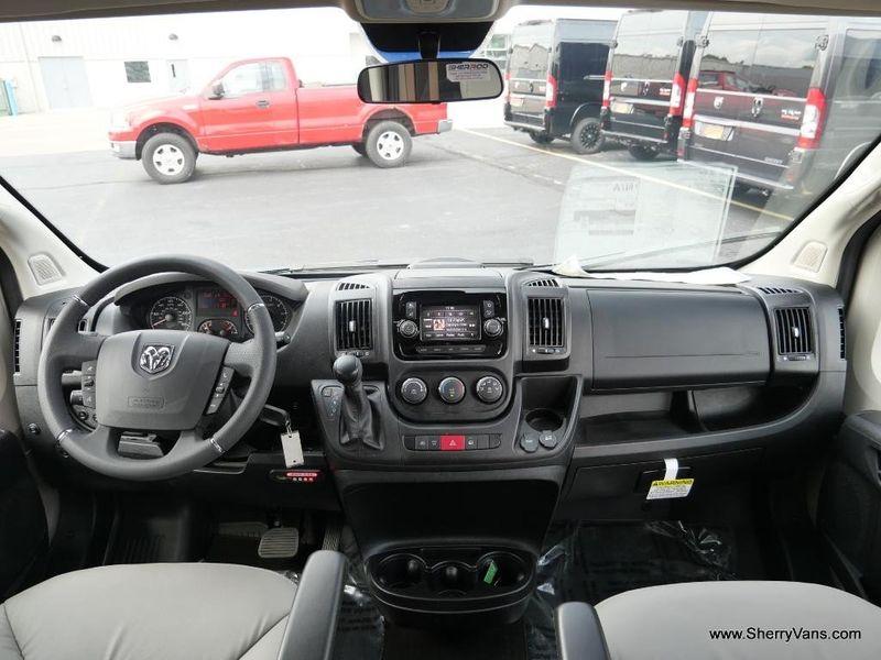 2020 RAM PROMASTER 2500 WINDOW VAN HIGH ROOF 159 WBImage 30