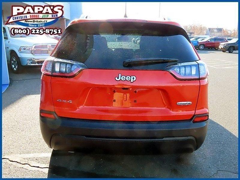 2021 Jeep Cherokee Latitude PlusImage 6