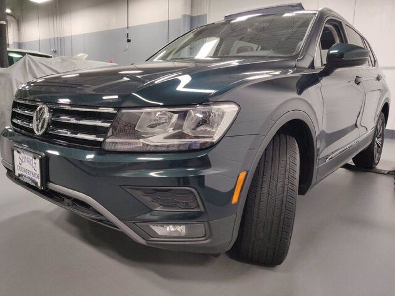 2019 Volkswagen Tiguan SEL 4-Motion AWD w/SunroofImage 13