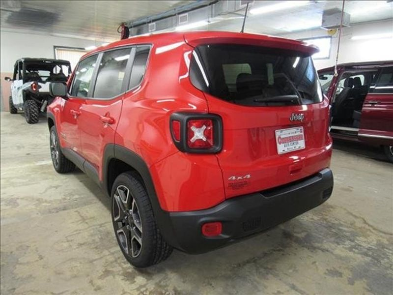 2021 JEEP RENEGADE JEEPSTER 4X4Image 4