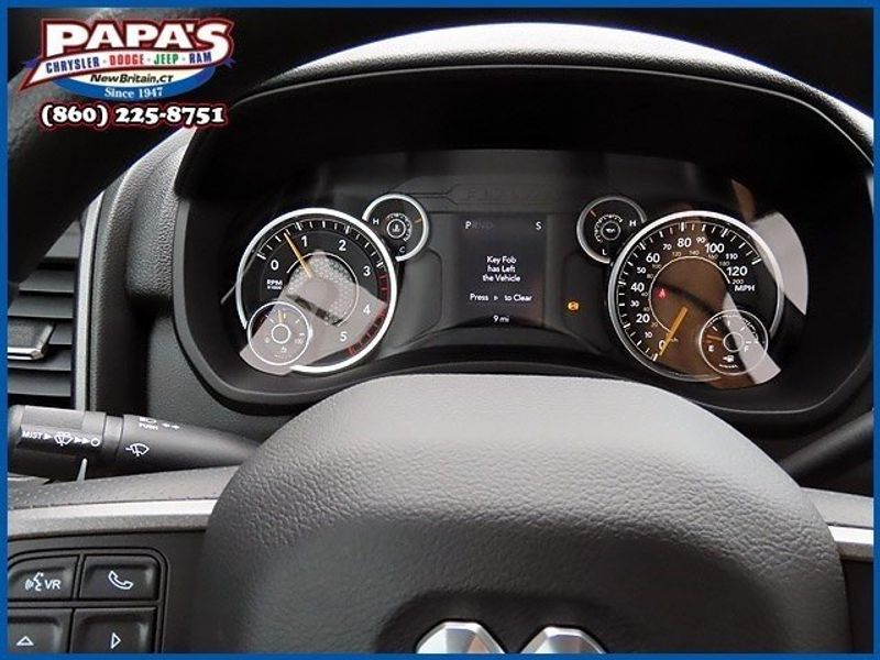 2021 Ram 3500 Chassis Cab TradesmanImage 14