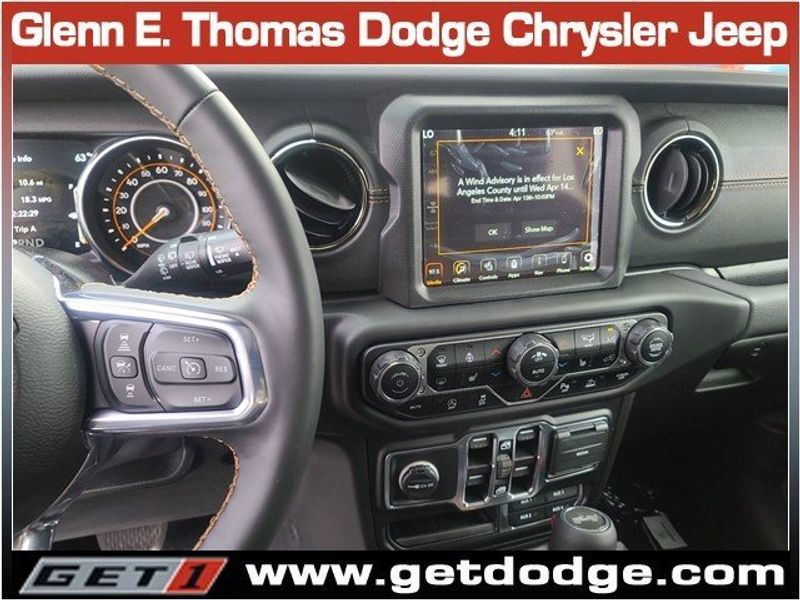 2021 JEEP WRANGLER UNLIMITED HIGH ALTITUDE 4X4Image 9