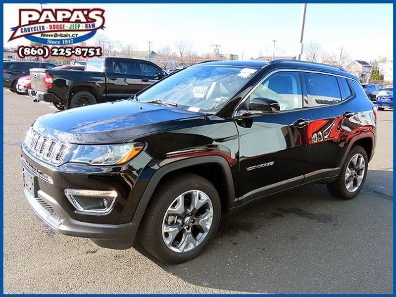 2021 Jeep Compass LimitedImage 3