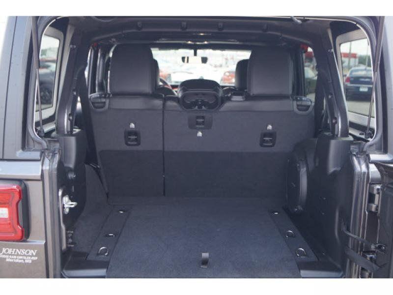 2021 Jeep Wrangler Unlimited RubiconImage 14