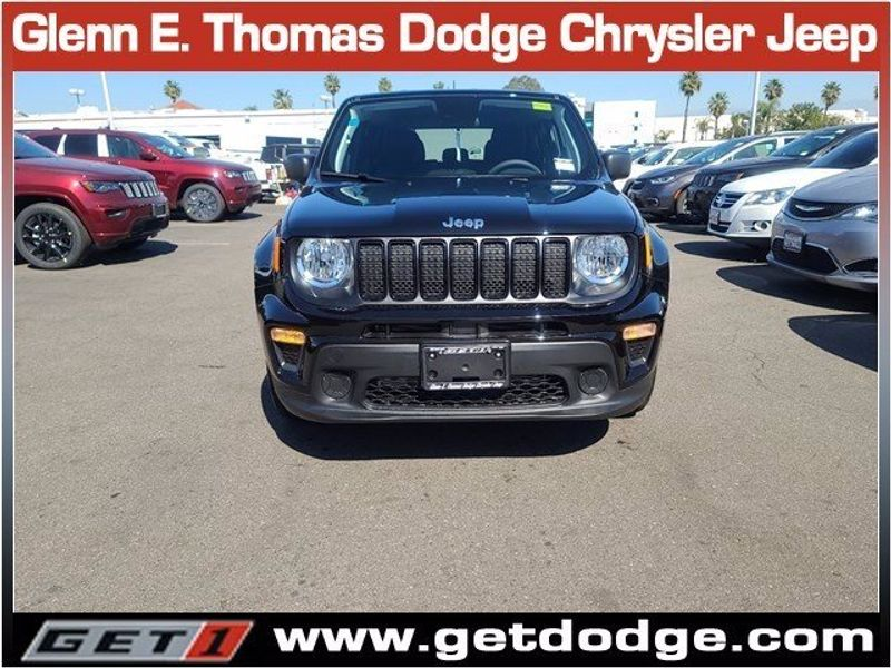 2021 JEEP RENEGADE JEEPSTER FWDImage 2