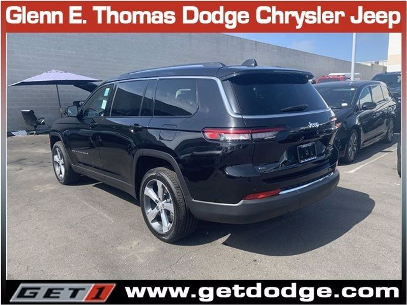 2021 JEEP GRAND CHEROKEE L LIMITED 4X2Image 5
