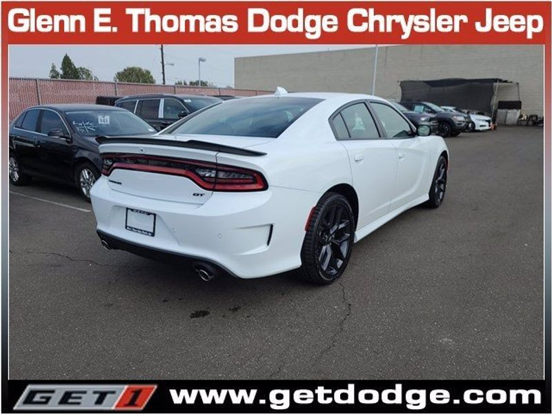 2021 DODGE CHARGER GT RWDImage 4