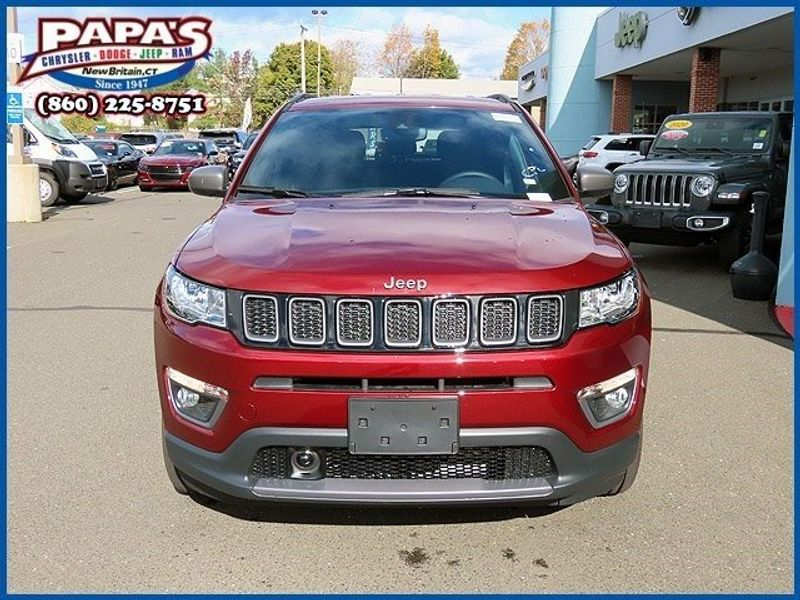 2021 Jeep Compass 80th Special EditionImage 2