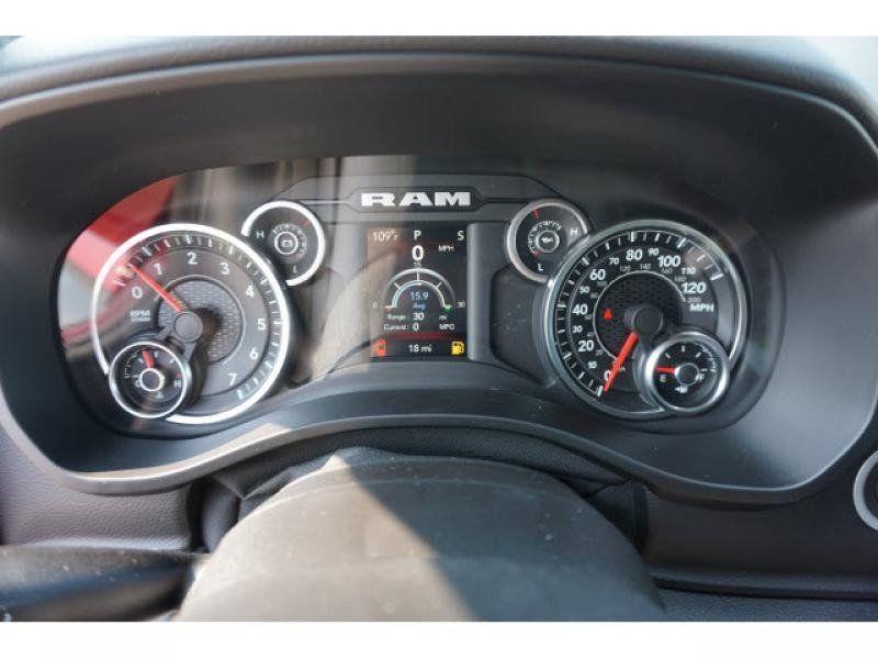 2021 RAM 1500 BIG HORN CREW CAB 4X4 6