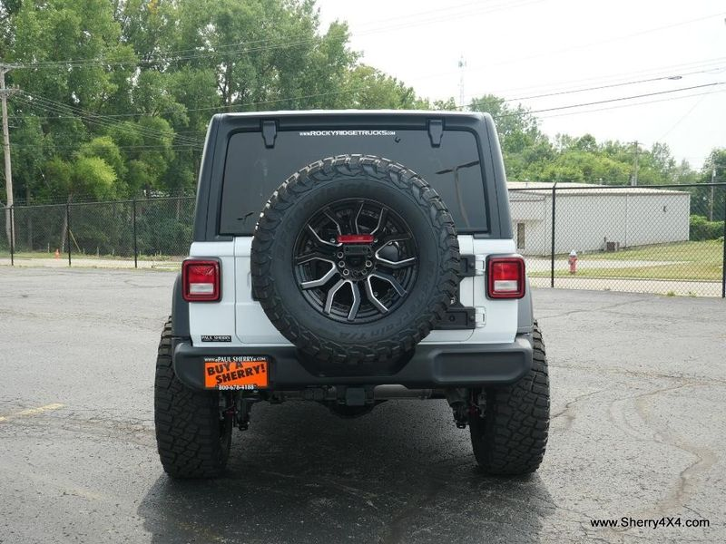 2021 JEEP WRANGLER UNLIMITED SPORT S 4X4Image 6
