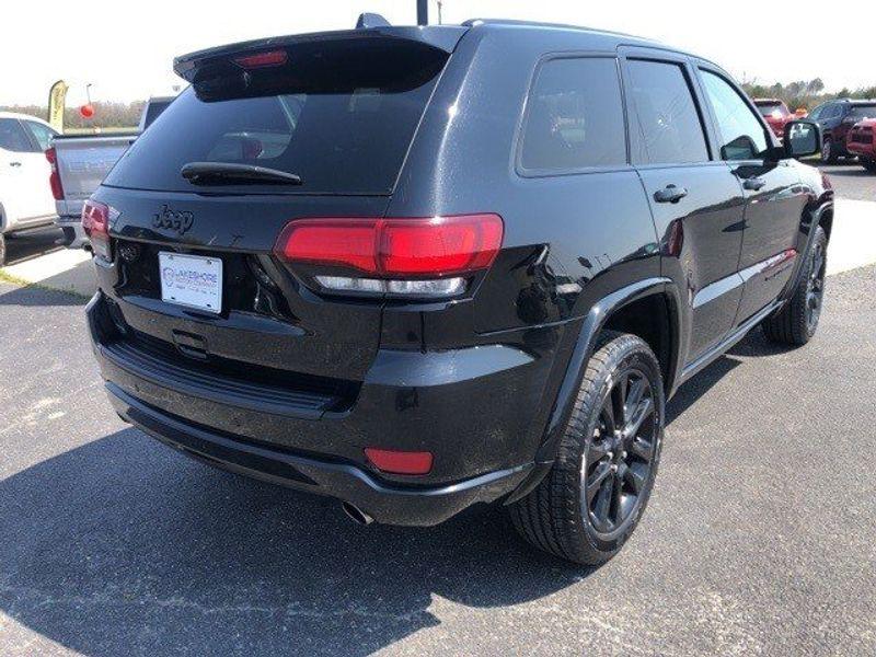 2019 Jeep Grand Cherokee AltitudeImage 7