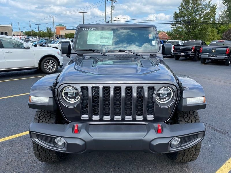 2021 Jeep Gladiator RubiconImage 7