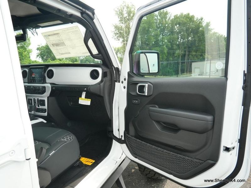 2021 JEEP WRANGLER UNLIMITED SPORT S 4X4Image 34