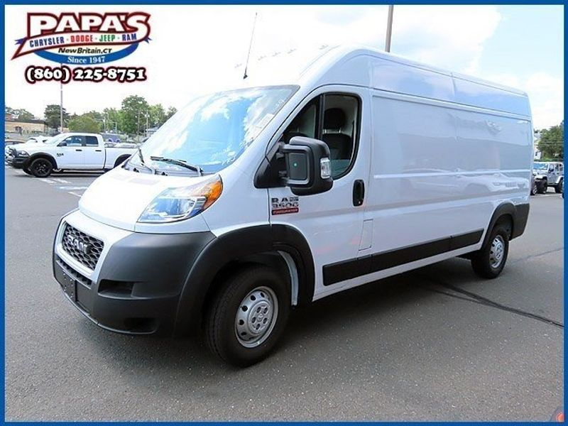 2021 Ram ProMaster High RoofImage 3