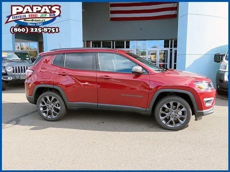 2021 Jeep Compass 80th Special EditionImage 1