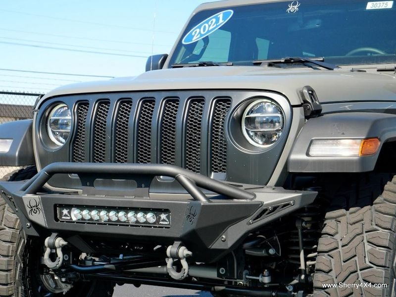 2021 JEEP WRANGLER UNLIMITED SPORT S 4X4Image 14