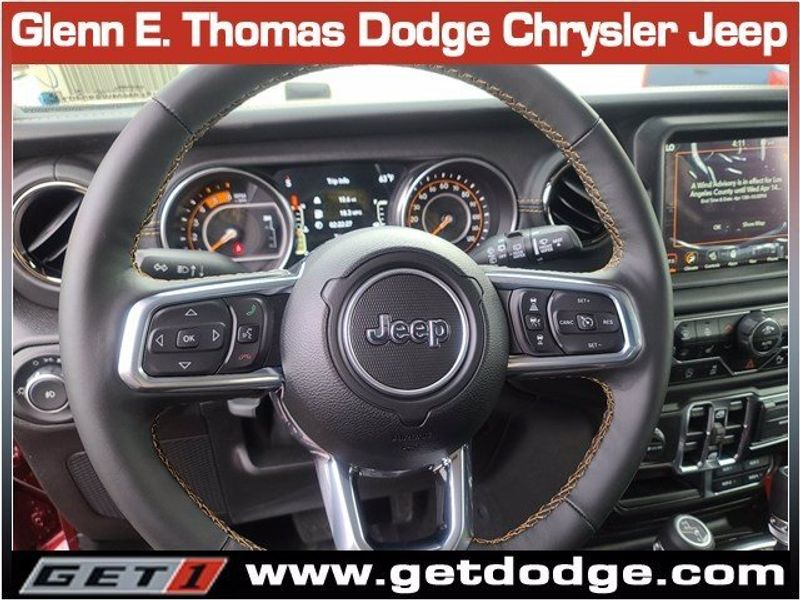 2021 JEEP WRANGLER UNLIMITED HIGH ALTITUDE 4X4Image 8