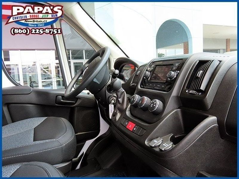 2021 Ram ProMaster High RoofImage 9