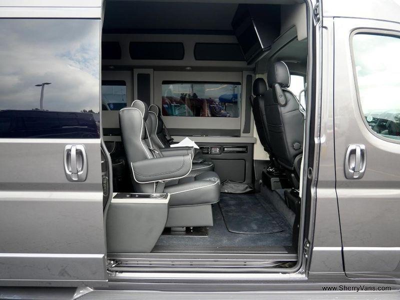 2021 RAM PROMASTER 2500 WINDOW VAN HIGH ROOF 159 WBImage 36