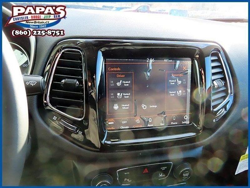 2021 Jeep Compass LimitedImage 22
