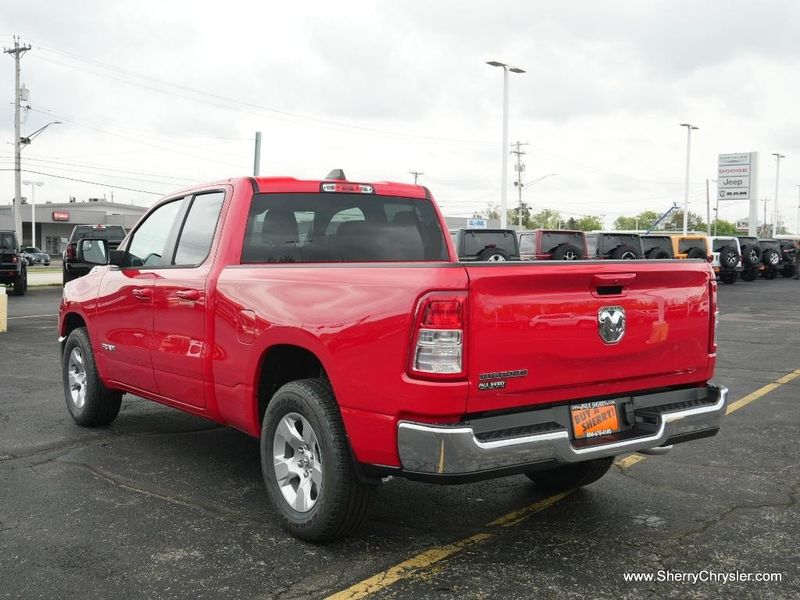 2021 RAM 1500 BIG HORN QUAD CAB 4X2 6