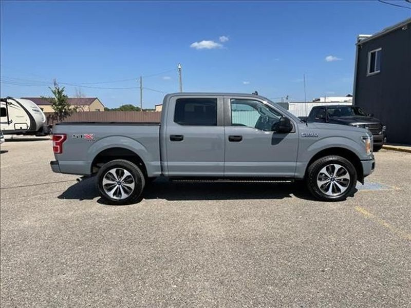 2020 Ford F-150 XL 4x4 SuperCrew Cab Styleside 5.5 ft. box 145 in. WBImage 8