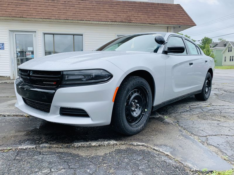2021 Dodge CHARGER POLICE Image 1