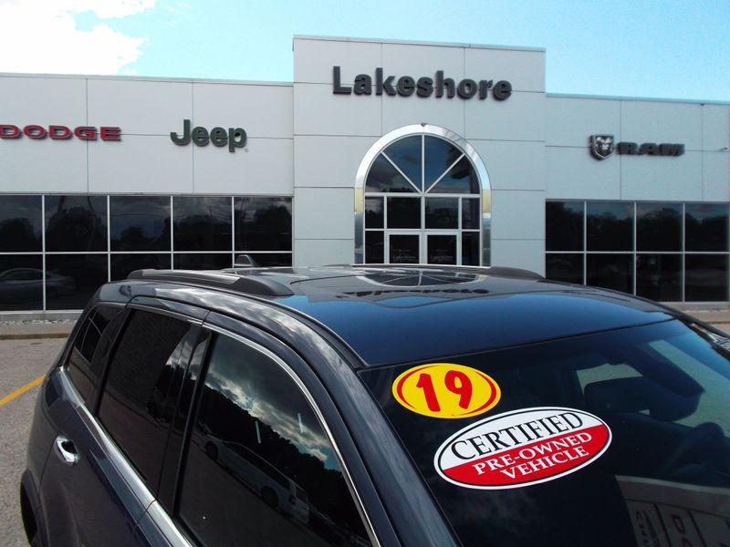 2019 Jeep Grand Cherokee LimitedImage 91