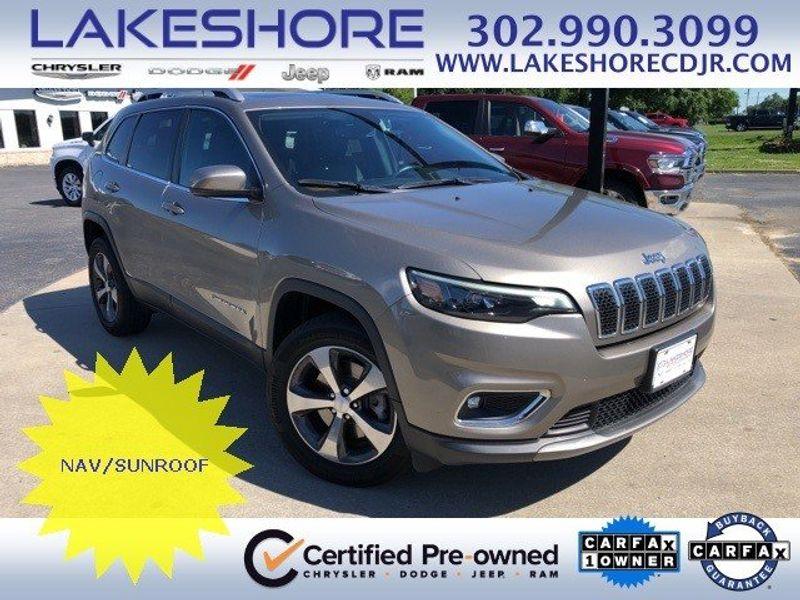 2019 Jeep Cherokee LimitedImage 1