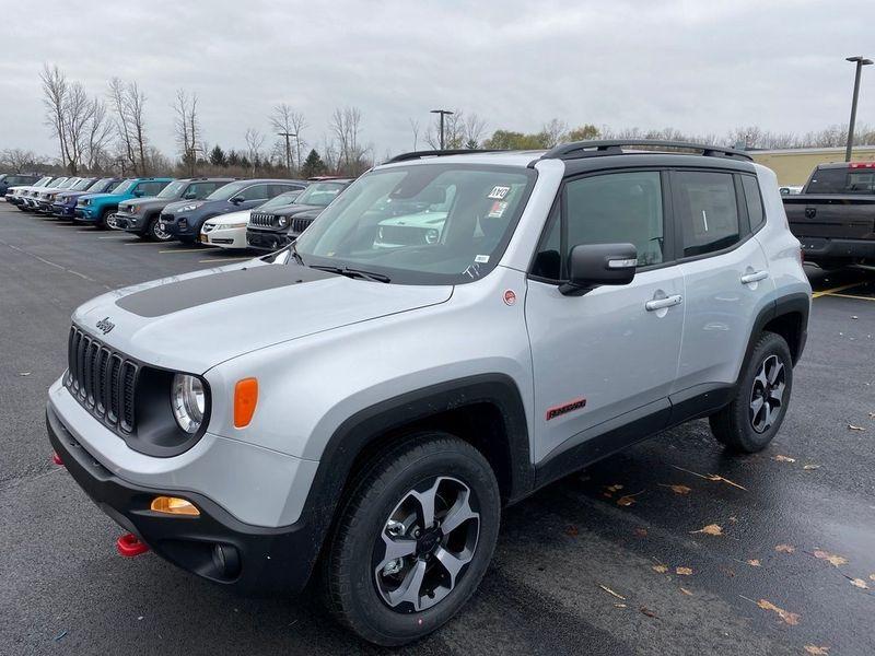2021 Jeep Renegade TrailhawkImage 4